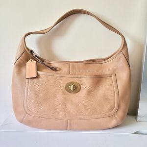 Coach #11613 XL Ergo Leather Hobo Bag